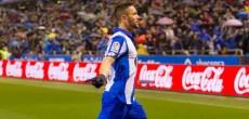 Florin Andone - Deportivo vs Atlético de Madrid