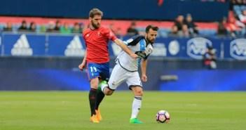 Bruno Gama - Osasuna vs Deportivo