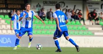 Pedro Mosquera conduce contra Racing Vilalbés