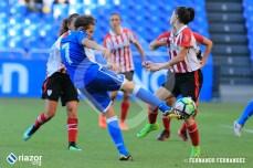 Dépor Femenino - Athletic de Bilbao: Miriam Ríos