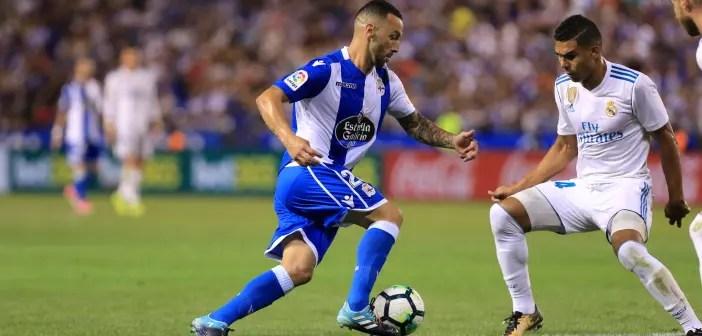 Guilherme: Deportivo - Real Madrid