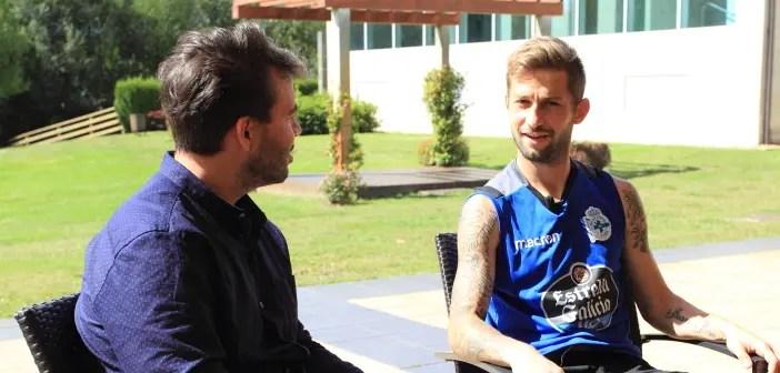 Fede Cartabia en Vilalba entrevista en video