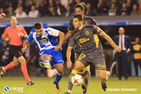 Depor Las Palmas Copa FFG 025