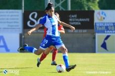 Deportivo Femenino - Sárdoma: Gaby