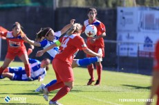 Deportivo Femenino - Sárdoma: Cris Martínez