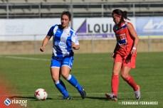 Deportivo Femenino - Sárdoma: Laura Vázquez
