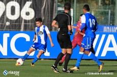 Fabril - Valladolid B: Lucas Viña