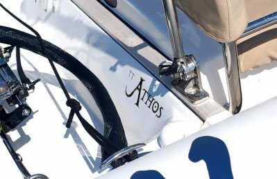 Rib-X Athos 3 Superyacht Tender