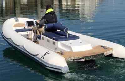 Rib-X Ellen V5 Superyacht Tender