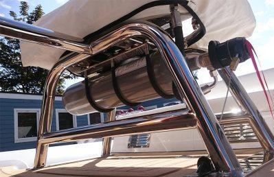 Rib-X Golden Odyssey SOLAS Tender