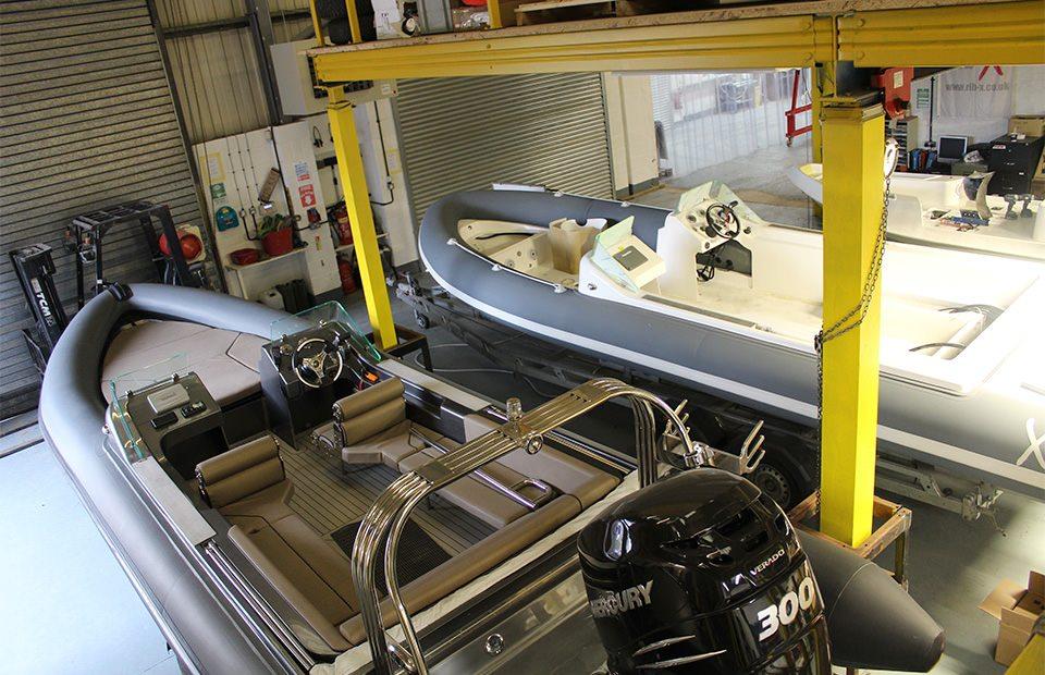 Rib-X UK Manufacturing Facility