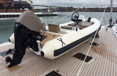 Rib-X Maegan Superyacht Tender