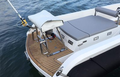 Rib-X TV SOLAS Tender