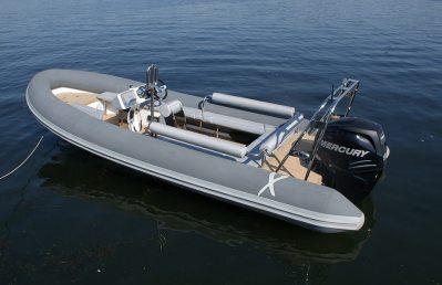 Rib-X Vicky Superyacht Tender