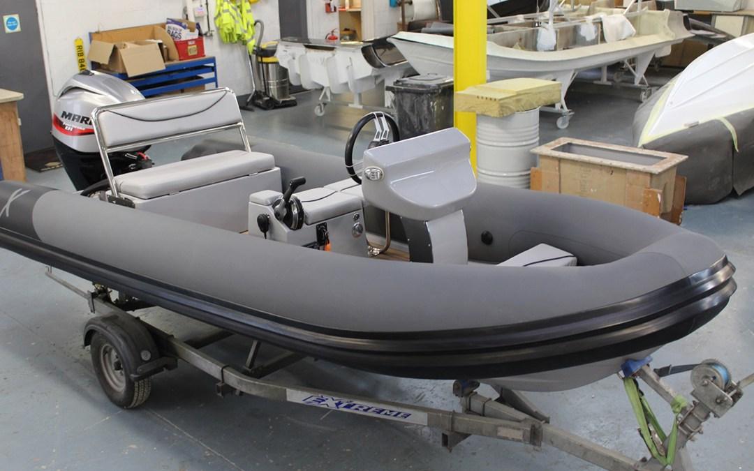 Rib-X eXige 450 custom tender | £35,900