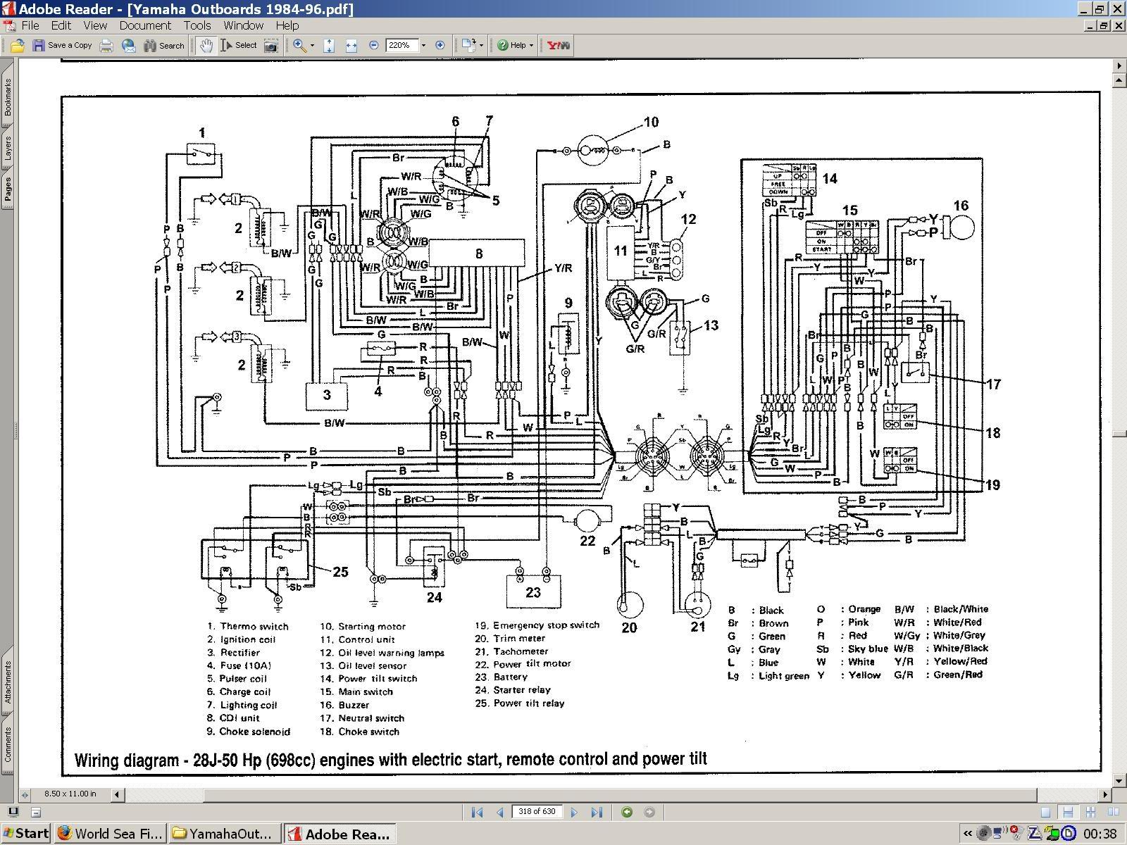 Control Box Wiring Diagram