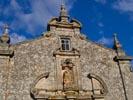 frontal iglesia de castrelo de miño