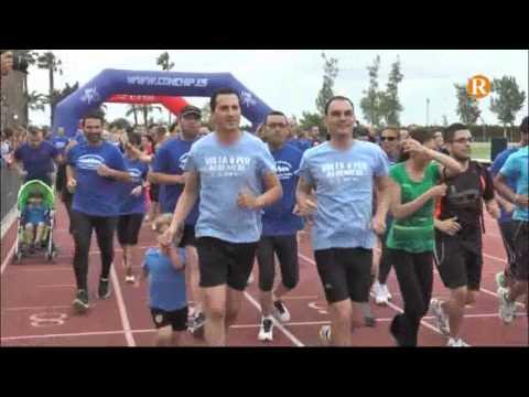 1000 persones corren contra el crohn i la colitis ulcerosa