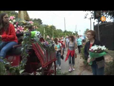 La Mare de Deu de la murta inicia un any mes la seua tradicional romeria