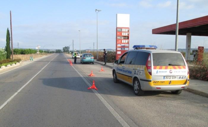 La Policía local realiza 90 pruebas de alcoholemia con tan sólo 1 resultado positivo