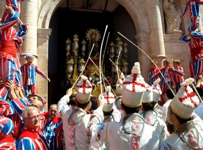 Les Festes de la Mare de Déu de la Salut d'Algemesí conviuen enguany amb el congrés de ciutats patrimoni de la humanitat