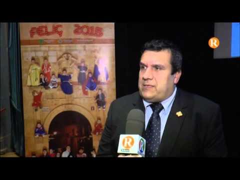 PROSUB PRESENTA EL CALENDARI SOLIDARI  IL•LUSTRAT AMB IMATGES DE LA SETMANA SANTA D'ALZIRA