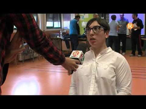 "Els alumnes del CEIP Garcia Sáchiz reben una visita ""olímpica"""