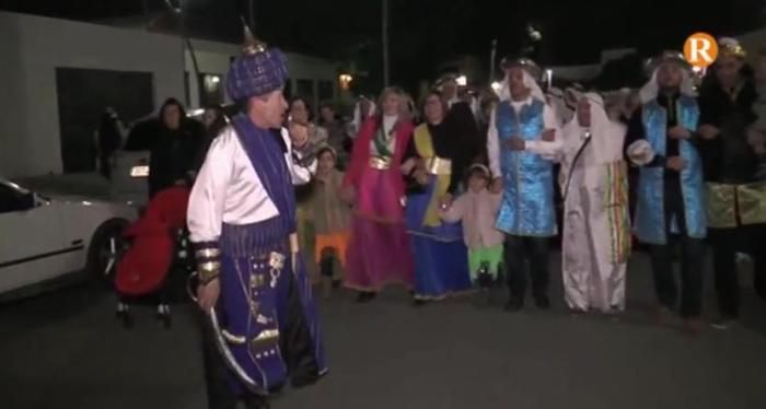 Guadassuar celebra els 65 anys del President de la Societat Musical Santa Cecília