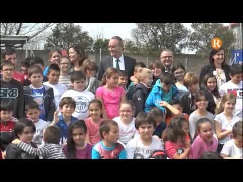 Arranquen les obres del nou col•legi de El Perelló