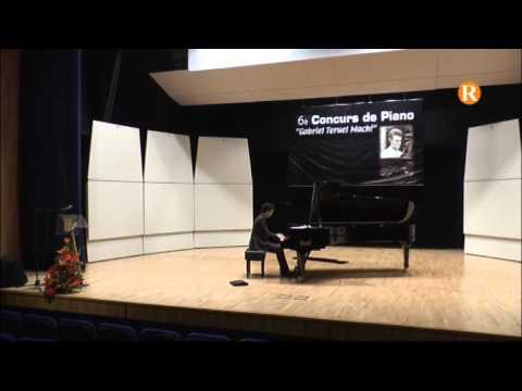 "Benimodo ha celebrat el sisé concurs de piano ""Gabriel Teruel Machí"""