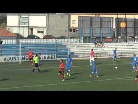Victòria de l'Alzira en l'últim partit de la temporada al Suñer Picó