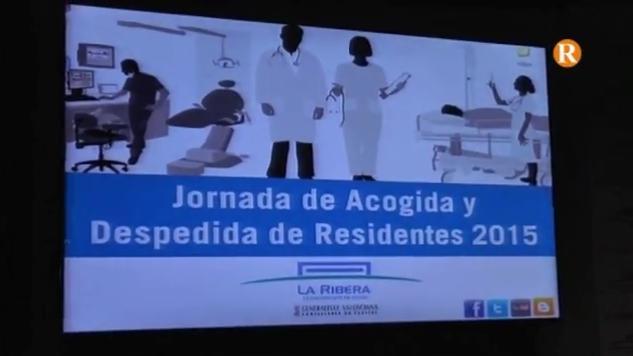 L'Hospital de la Ribera celebra la jornada d'acollida i comiat de residents