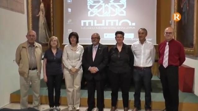 Les maces cerimonials de l'Ajuntament d'Alzira ja estan restaurades