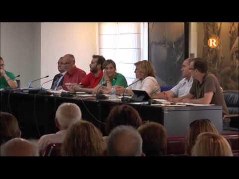 El plenari d'Alzira aprova la distribució del nou equip de govern