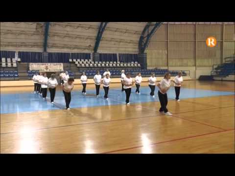 El CEAM celebra l'exhibició de gimnàstica