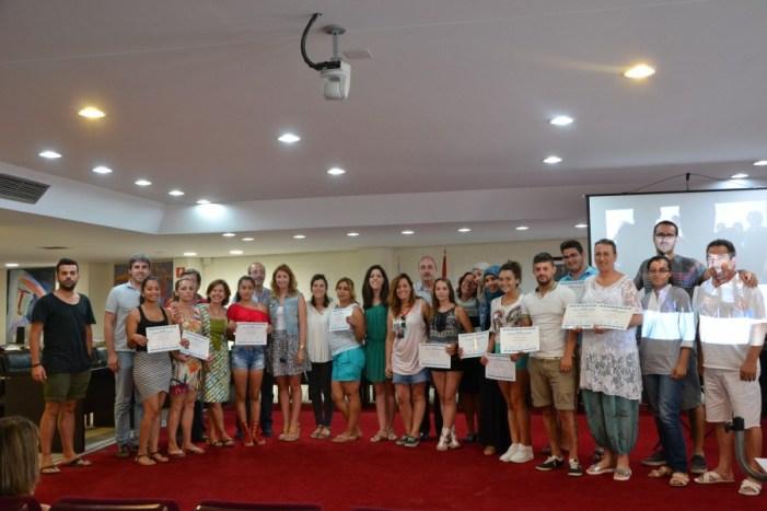 S'han entregat els diplomes als agents de salut participants al Projecte RIU