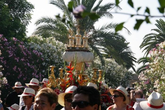 Carlet celebrarà dijous la festivitat de sant Bernat
