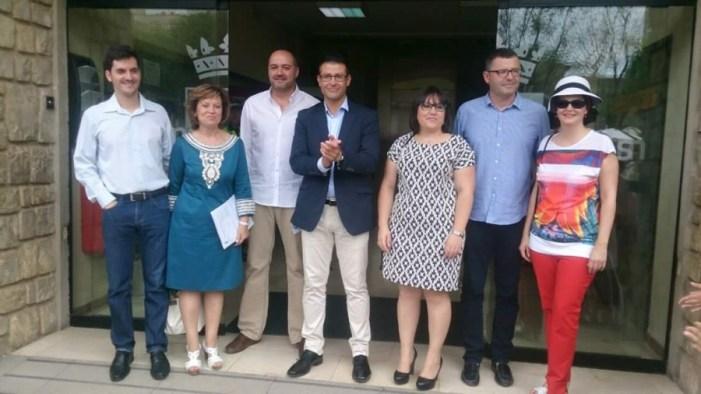 Toni González consigue casi 40 contrataciones en tres semanas de gobierno