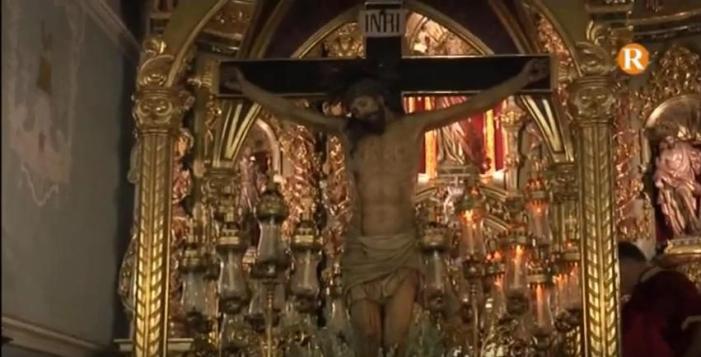 Albalat posa fi a les festes d'agost amb les celebracions del Crist de les Campanes