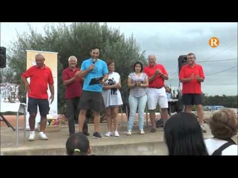 Al voltant de 250 corredors participen en la 24a edició de la Volta a Peu del Forn de Carrascosa