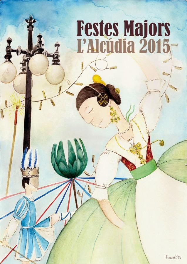 L'Alcúdia celebra les Festes Patronals del 2 al 8 de setembre