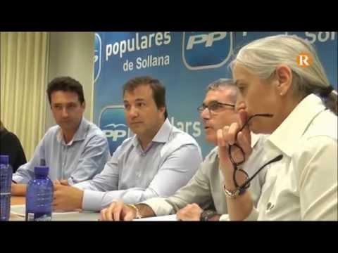 Betoret es reuneixamb els alcaldes i portaveus de la Ribera Baixa