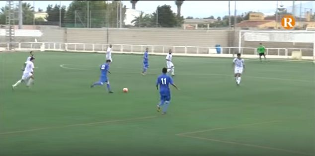 Encontre sense gols a l'Infantil de Sueca