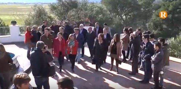 El PP de València presenta les seues candidatures al Congrés i el Senat