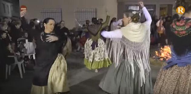 Guadassusar celebra la festivitat de Sant Antoni