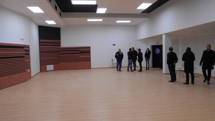 L'Ajuntament d'Alginet finalitza les obres de la nova sala d'assaig de la Casa de la Música