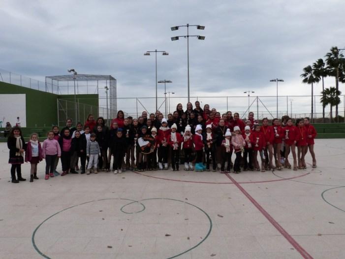 Més de 70 patinadores participen al Trofeu d'Hivern del CP Alginet