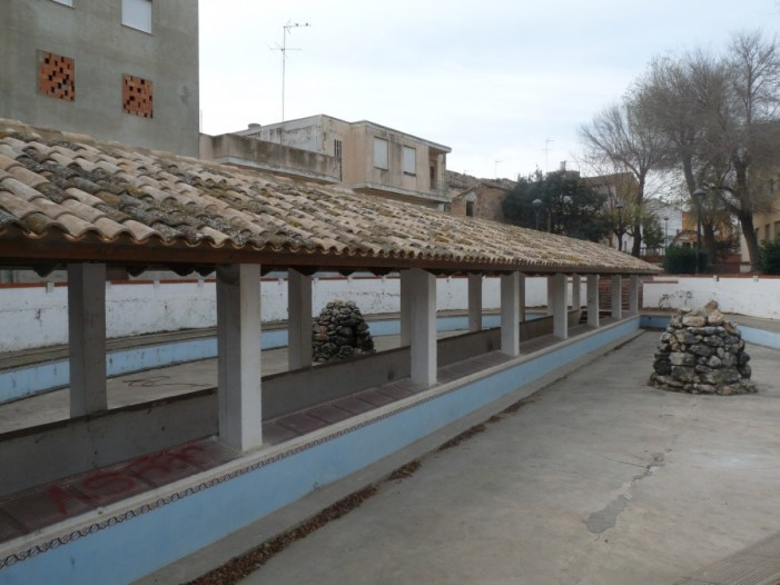 Finalizan las obras de renovación de cubierta de la  Font de la Carrasca de Benifaió