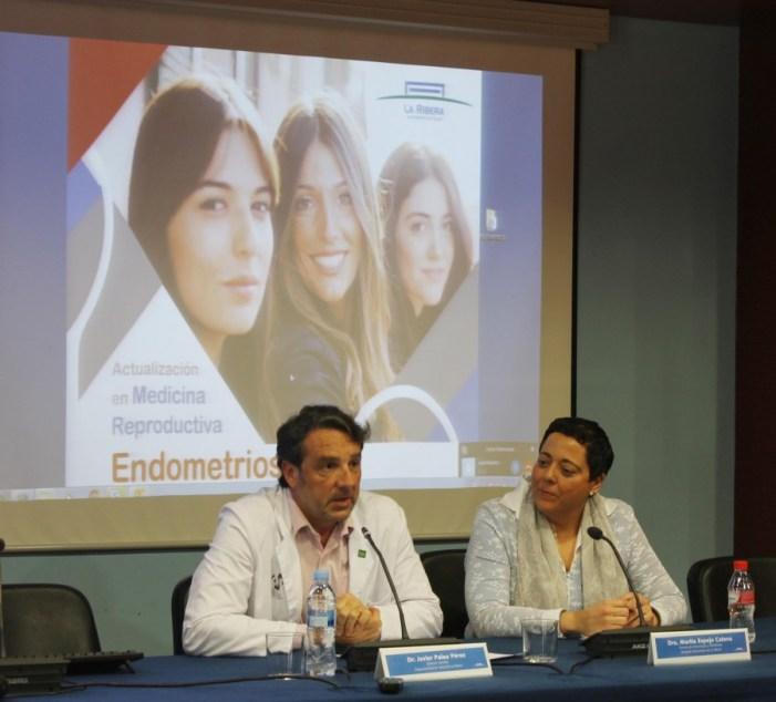 En la sexta edició del Curs d'Actualització en Medicina Reproductiva celebrada en l'Hospital de La Ribera.