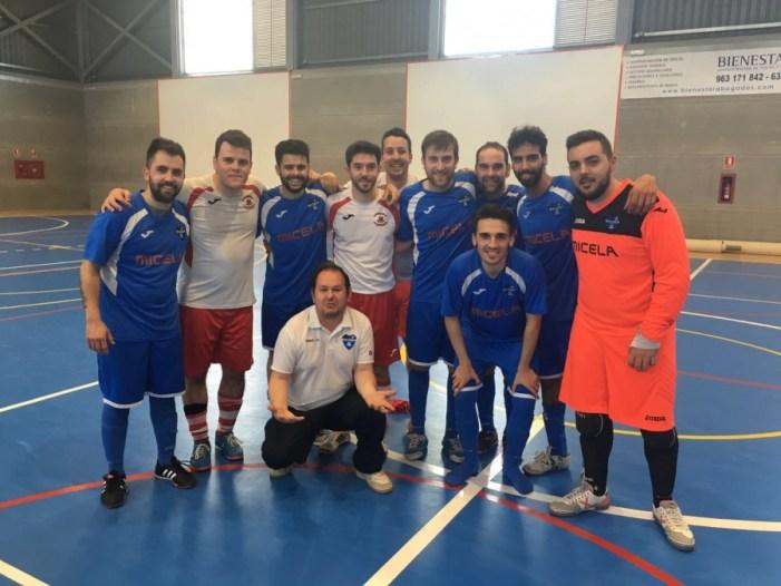 El Micela Alzira F.S. despide la temporada con victoria